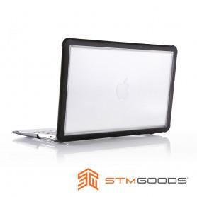 澳洲 STM Dux MacBook Air 13吋 Retina 2018/2020 專用抗摔保護殼 - 透明