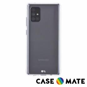美國 Case-Mate Samsung Galaxy A71 (5G) Tough 強悍防摔手機殼 - 透明