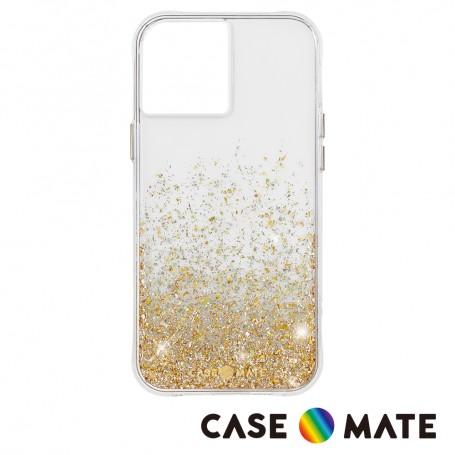 分享 美國 Case●Mate iPhone 12 / 12 Pro Twinkle Ombré 金色暮光防摔抗菌手機保護殼