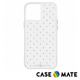 美國 Case●Mate iPhone 12 / 12 Pro Sheer Gems 純色水鑽防摔抗菌手機保護殼