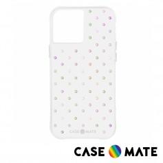 美國 Case●Mate iPhone 12 / 12 Pro Iridescent Gems 彩虹色水鑽防摔抗菌手機保護殼
