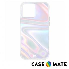 美國 Case●Mate iPhone 12 / 12 Pro Soap Bubble 幻彩泡泡防摔抗菌手機保護殼