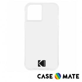 美國 Case●Mate iPhone 12 / 12 Pro 柯達聯名款防摔殼 - 全透明