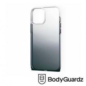 美國 BodyGuardz iPhone 12 / 12 Pro Harmony 和諧曲線抗菌軍規殼 - 黑色漸層