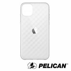美國 Pelican 派力肯 iPhone 12/12 Pro 防摔抗菌手機保護殼 Rogue 掠奪者 - 透明
