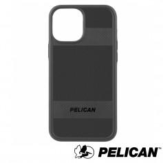 美國 Pelican 派力肯 iPhone 12/12 Pro 防摔抗菌手機保護殼 Protector 保護者 - 黑