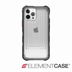 美國 Element Case SPECIAL OPS iPhone 12 / 12 Pro 特種行動軍規防摔殼 - 透明