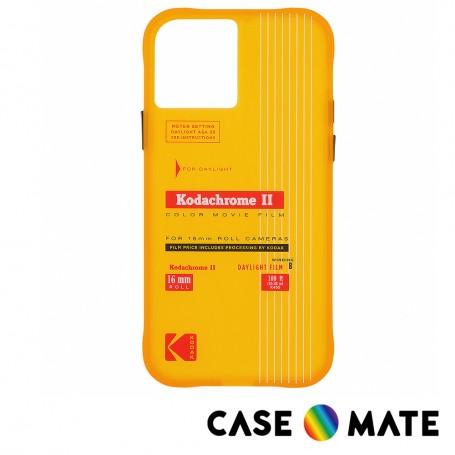 美國 Case●Mate iPhone 12 / 12 Pro 柯達聯名款防摔殼 - 經典黃