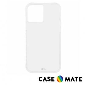 美國 Case●Mate iPhone 12 Pro Max Tough Clear Plus 環保抗菌防摔加強版手機保護殼