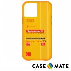 美國 Case●Mate iPhone 12 mini 柯達聯名款防摔殼 - 經典黃