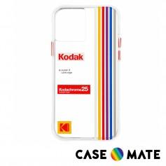 美國 Case●Mate iPhone 12 Pro Max 柯達聯名款防摔殼 - 彩色條紋