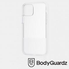 美國 BodyGuardz iPhone 12 Pro Max Stack 俐落雙色調抗菌軍規殼 - 透明