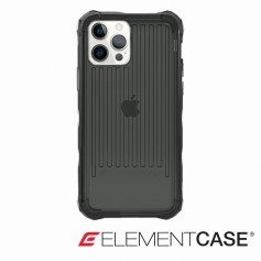 美國 Element Case SPECIAL OPS iPhone 12 Pro Max 特種行動軍規防摔殼 - 透黑