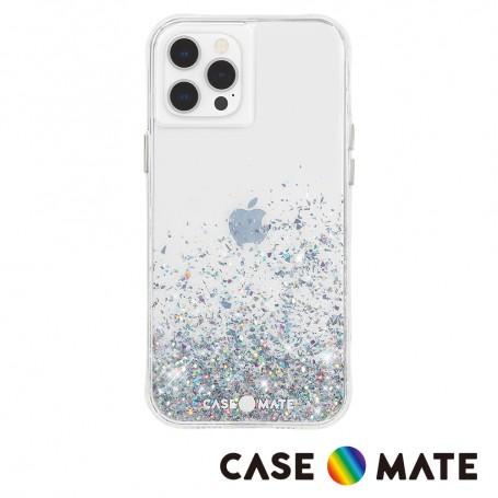 美國 Case●Mate iPhone 12 / 12 Pro Twinkle Ombré 黑色暮光防摔抗菌手機保護殼