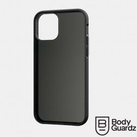 美國 BodyGuardz iPhone 12/12 Pro Split 超輕量防滑軍規殼 - 全透黑