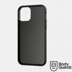 美國 BodyGuardz iPhone 12 mini Split 超輕量防滑軍規殼 - 全透黑