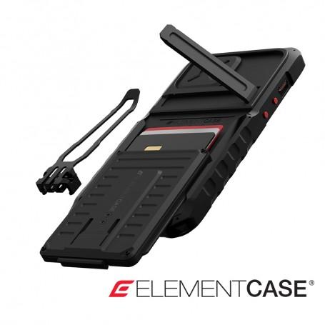 美國 Element Case Black Ops iPhone 12/12 Pro 黑色行動頂級軍規防摔殼 - 黑