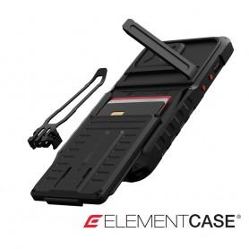 美國 Element Case Black Ops iPhone 12 Pro Max 黑色行動頂級軍規防摔殼 - 黑