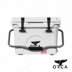 (預購)美國ORCA殺人鯨冰桶 20QT - 白