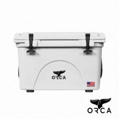 (預購)美國ORCA殺人鯨超強保冰冰桶40QT(37.9L) - 白色