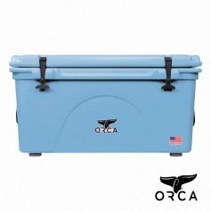 (預購)美國ORCA殺人鯨超強保冰冰桶75QT(71L) - 淡藍色