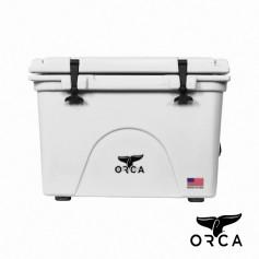 美國ORCA殺人鯨超強保冰冰桶58QT(54.9L) - 白色