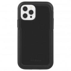 美國 Pelican 派力肯 iPhone 12/12 Pro 防摔抗菌手機保護殼 Voyager 航海家 - 黑