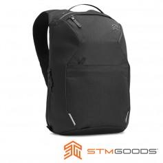 澳洲 STM Myth 夢幻系列 18L (15吋) 防潑水緊緻後背包- 尊爵黑
