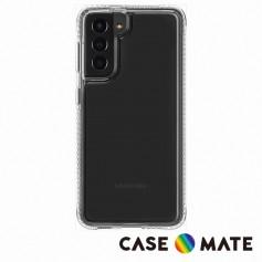 美國 CASE●MATE 三星 S21 Tough Clear Plus 環保抗菌防摔加強版手機保護殼