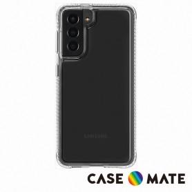 美國 CASE●MATE 三星 S21 Ultra Tough Clear Plus 環保抗菌防摔加強版手機保護殼