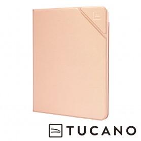 義大利 TUCANO Metal 金屬質感保護套 iPad Air 10.9 (第4代) - 玫瑰金色