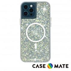 美國 Case-Mate iPhone 12/12 Pro Twinkle 閃耀星辰防摔抗菌MagSafe專用手機保護殼