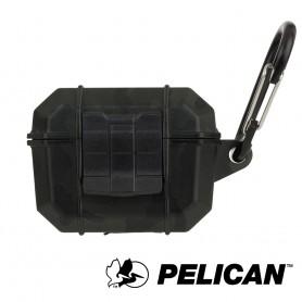 美國 Pelican 派力肯 AirPods Pro Marine 陸戰隊防水防摔保護殼- 迷彩綠色