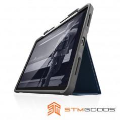 澳洲軍規 STM Rugged Plus for iPad Air 10.9吋 (第四代) 強固軍規防摔平板保護殼 - 深藍