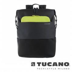 義大利 TUCANO Modo 智慧子母設計後背包15吋- 黑色