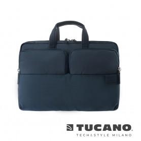 義大利 TUCANO Stilo 商務大容量後背包 15吋 - 藍色
