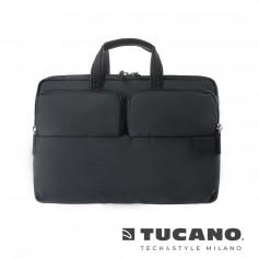 """義大利 TUCANO Stilo 商務大容量後背包 15""""- 黑色"""