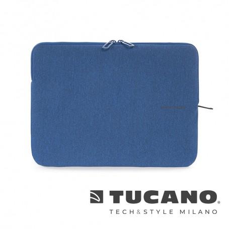 義大利 TUCANO Melange 優雅防滑落筆電袋 14吋 - 藍色