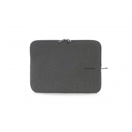 義大利 TUCANO Melange 優雅防滑落筆電袋 14吋 - 黑色