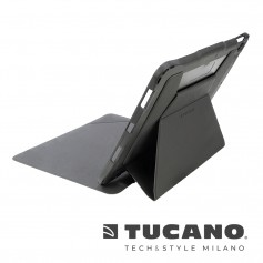 義大利 TUCANO Solid 軍規防摔殼 iPad Pro 11吋 (第2代) - 黑色