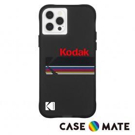 美國 Case●Mate iPhone 12 / 12 Pro 柯達聯名款防摔殼 - 霧黑
