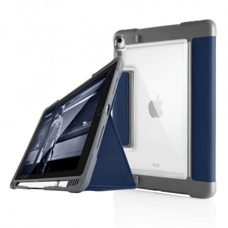 澳洲STM Dux Plus iPad Pro 10.5吋 專用軍規防摔殼 - 深藍
