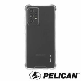 (預購)美國 Pelican 派力肯 三星 A52 5G 專用防摔手機保護殼 Adventurer 冒險家 - 透明