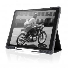 澳洲STM Dux Plus iPad Pro 12.9吋 (2017) 專用軍規防摔殼 - 黑