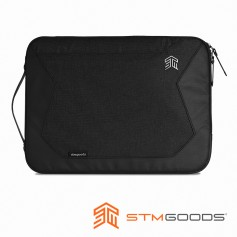 澳洲 STM Myth夢幻系列 (13吋) 可側背筆電袋 - 尊爵黑