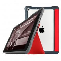 澳洲STM Dux iPad 9.7吋 (2018/2017) 專用軍規防摔殼 - 紅