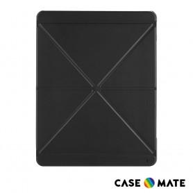 美國 Case●Mate 多角度站立保護殼 iPad Pro 12.9吋 2021 (第五代) - 時尚黑