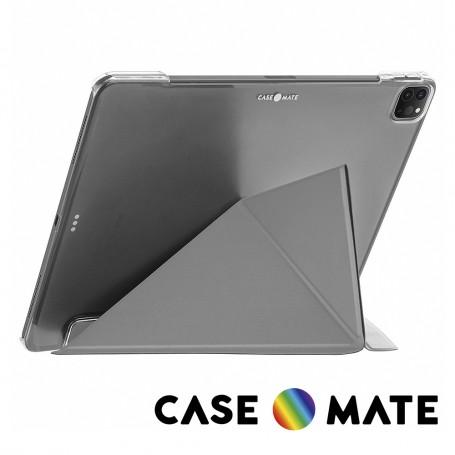 美國 Case●Mate 多角度站立保護殼 iPad Pro 12.9吋 2021 (第五代) - 質感灰