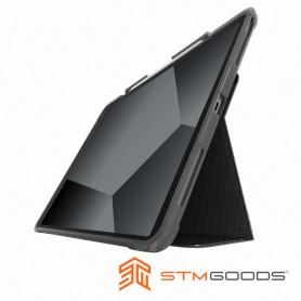 澳洲 STM Rugged Plus for iPad Pro 12.9吋 (第五代) 強固軍規防摔平板保護殼 - 黑