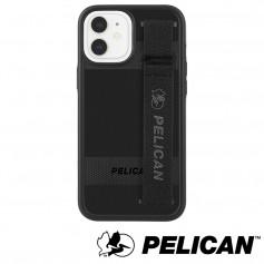 美國 Pelican 派力肯 iPhone 12 mini 抗菌防摔殼 Protector Sling - 黑